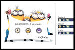 Despicable Me 2 Minions Start Orb