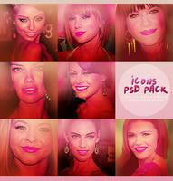 Pink Pack by mindlessbadass
