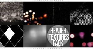 header textures pack by mindlessbadass