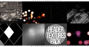 header textures pack