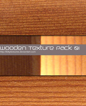 Wooden texture pack 01