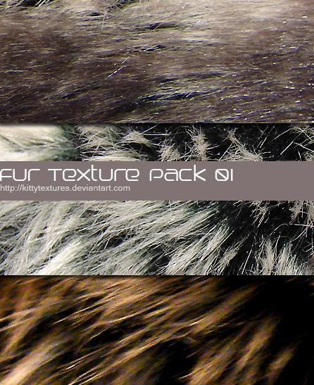 Fur Texture pack 01