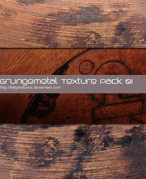Grungemetal texture pack 01