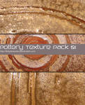 Pottery texture pack 01