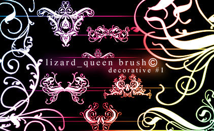 Decorative no.1 by lizard--queen