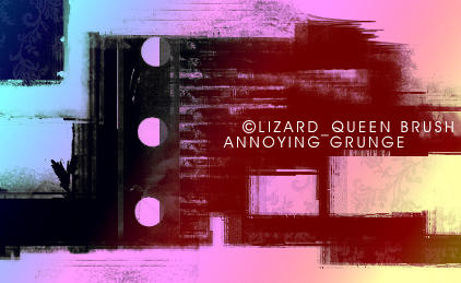 Annoying Grunge no.1 by lizard--queen
