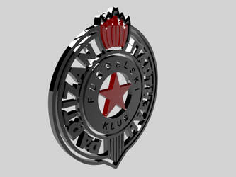 Partizan-Logo-Animation by PlaviDemon
