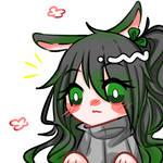 [Test GIF] : My mascot P.h.-SAMA by oGardeniao