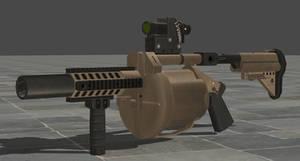 Re6 Grenade Launcher