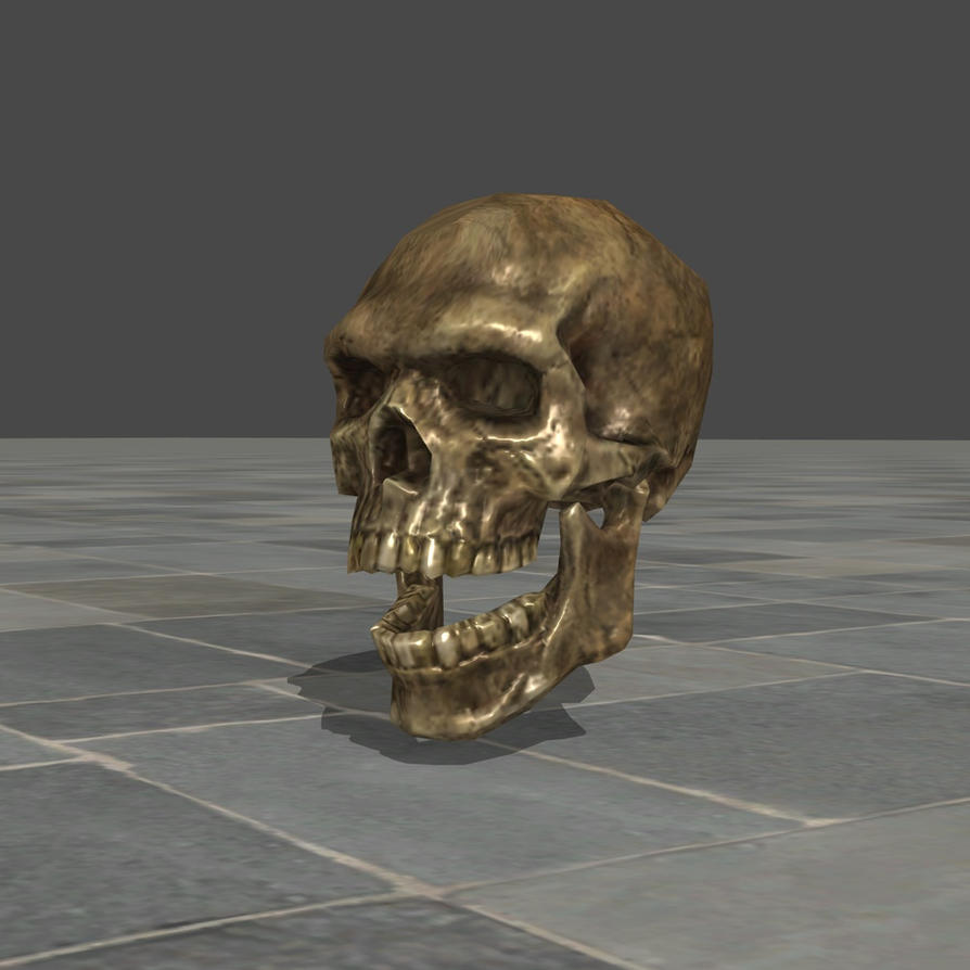 Skull by zeushk