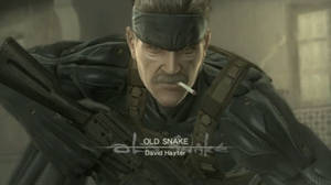 Metal Gear Solid 4 - Old Snake  (MrGameboy20XX)