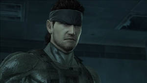 Metal Gear Solid 4 - Young Snake  (MrGameboy20XX)