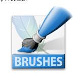 new brushes
