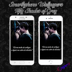 Fifty Shades Phone Papers