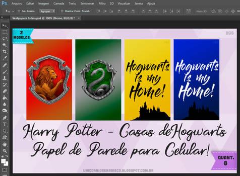 Smartphone Wallpapers - Harry Potter