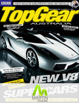 TOP Gear COVER PSD