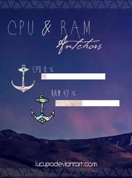 Cpu and Ram Antchors