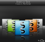 Shake and Save icon