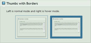 .:Code Basics: Border Thumbs
