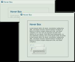 Code Basics: Hover Box by GinkgoWerkstatt