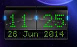 Cyber Clock 1.0 by drakulaboy