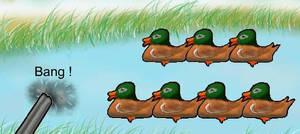 Animated Tessellation: Duck