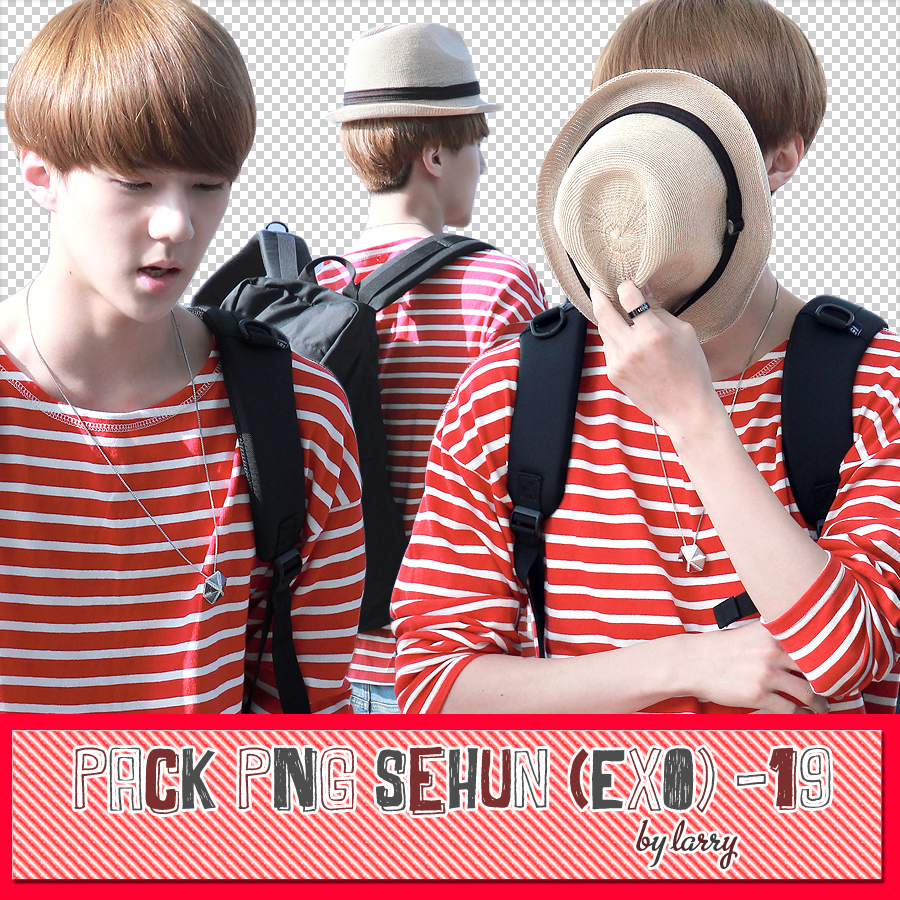 Pack PNG Se Hun #19 by larry1042001
