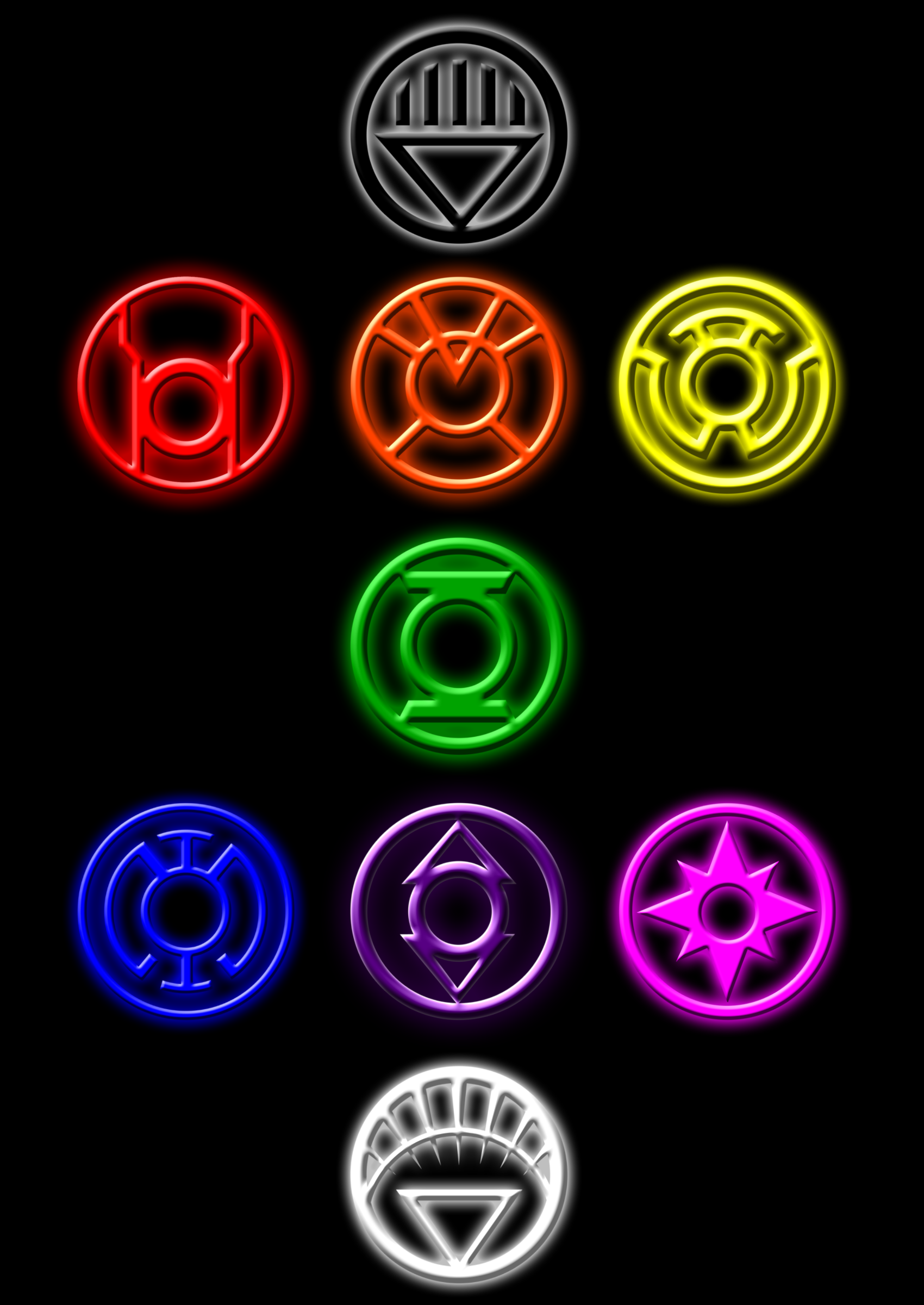 screenheaven black lantern corps - photo #15