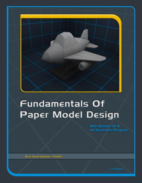 Free Paper Model Design eBook1 by PixelOz