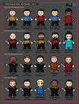 Mini-Guys And Gals Icons Set 2