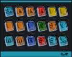 Autodesk Icon Set by PixelOz