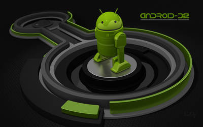 Android-D2 Wallpaper 1 For Desktops And Laptops