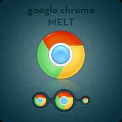 Google Chrome - MELT by DzaDze