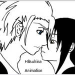 BLEACH - Hitsuhina Kiss Animation by Warrayfinson