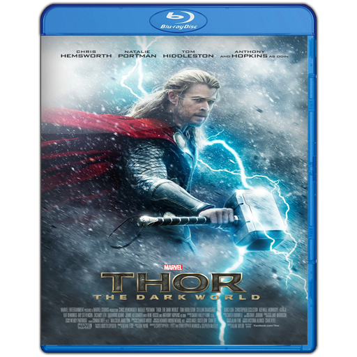 Thor 2: The Dark World (v2)