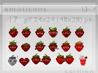 Emoticons 13 by helca-k