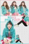 [PNG PACK #61] Hana (Ulzzang)
