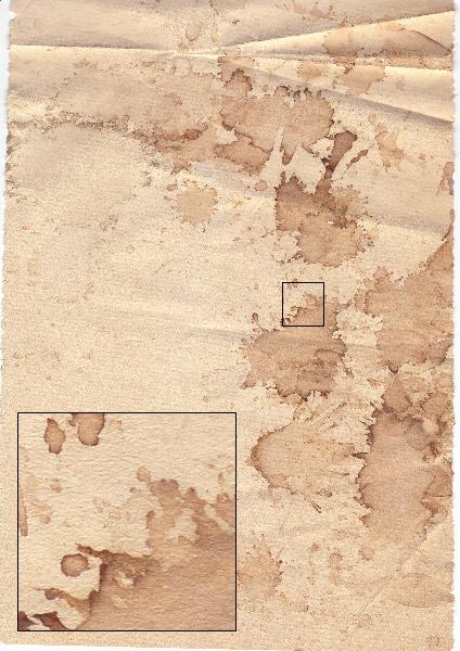 032 - scan of dirty paper by duesterheit