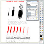 KD's Gimp Oil Brush2 (for GIMP 2.8)