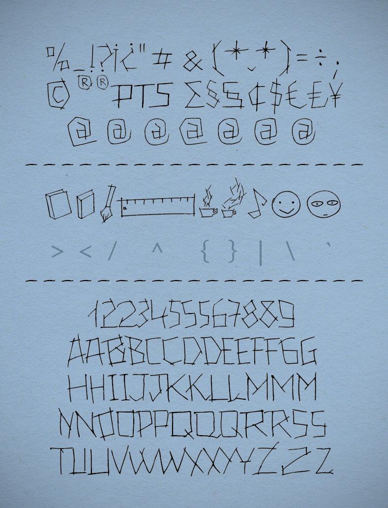24 Boughs Font