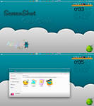 Screenshot Cute Cloud By PiitufiitoGrr