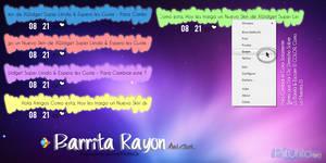 Barrita Rayon By PiitufiitoGrr by PiitufiitoGrr