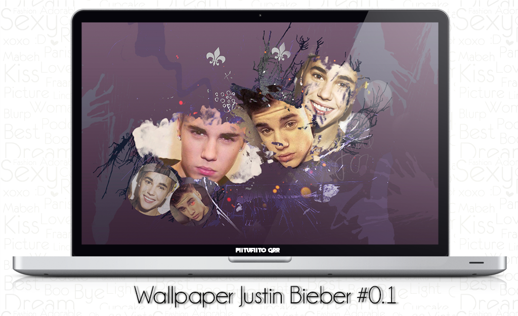 Wallpaper Justin Bieber #0.1 By PiitufiitoGrr by PiitufiitoGrr