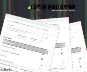 Cursor Mini OxyPink By PiitufiitoGrr by PiitufiitoGrr