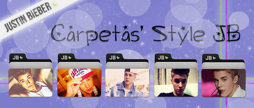 Carpetas' Style JB By PiitufiitoGrr