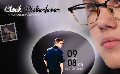 Clock Bieberfever By PiitufiitoGrr