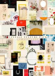 Vintage Texture Pack by (rosebein)
