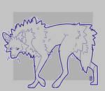 maned wolf base (ftu)