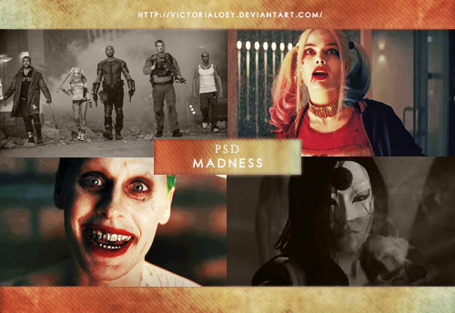 Madness // PSD coloring
