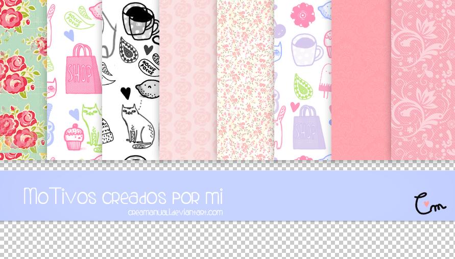 Patterns Random By me by creamanuali